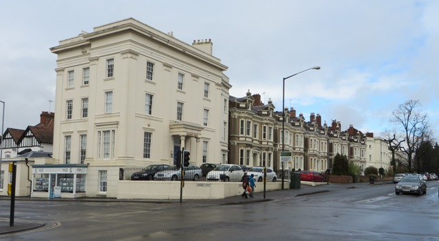Clarendon Place, Leamington