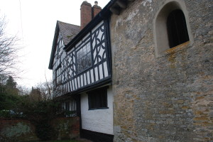 Timber frame survey and repairs