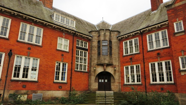 St Helena School, Chesterfield