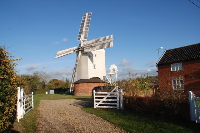 Stanton Windmill 1