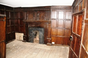 Farmhouse Panelled Room
