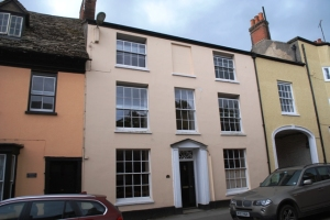 Listed Building Consent for room division